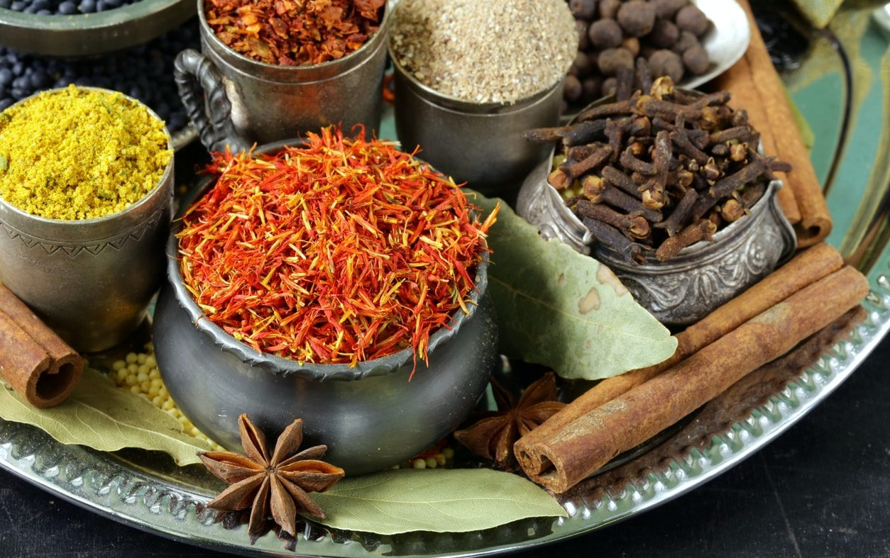 Medicinal Spices That Help Lower Blood Pressure