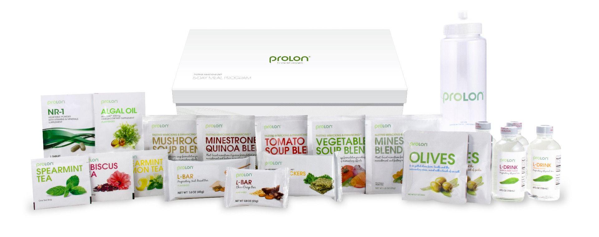 ProLon Diet set with bottle